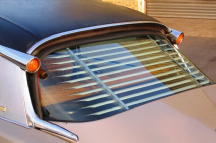 Gradulux style blind for DS / ID Saloon rear window